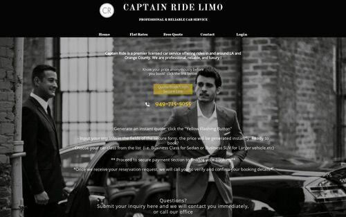 CaptainRide