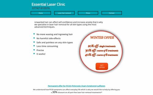 Essential Laser Clinic