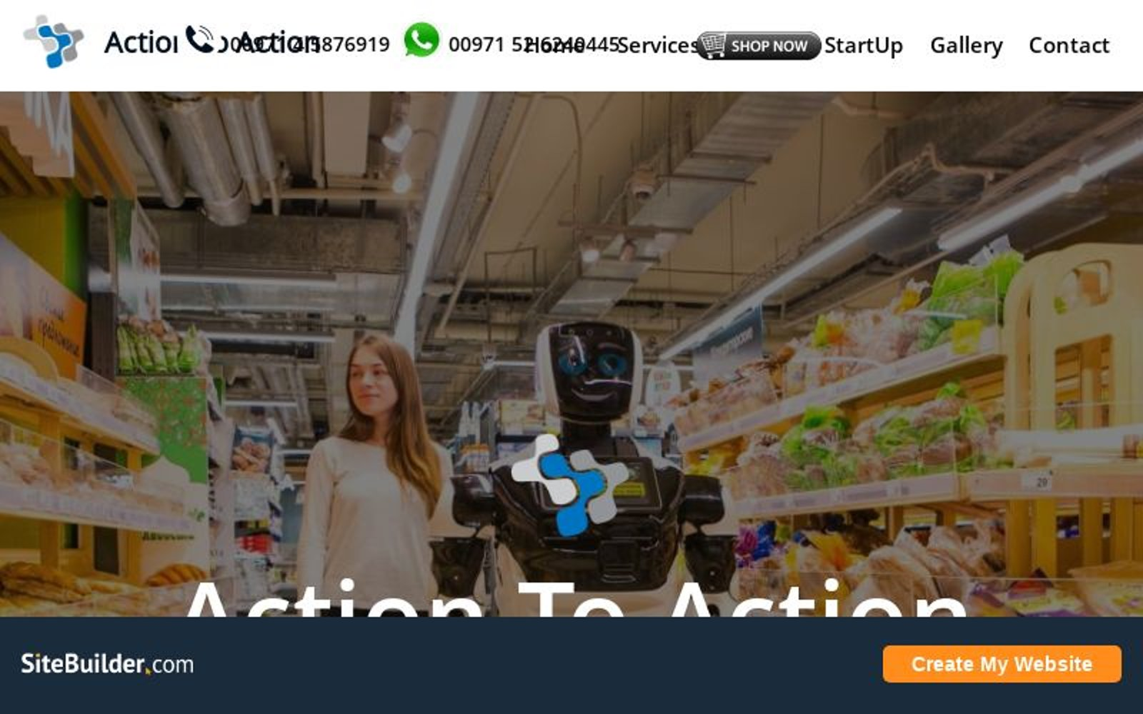 ACTIONTOACTION