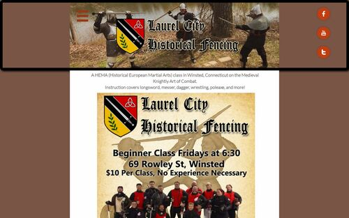 Laurel City Historical Fencing | Home