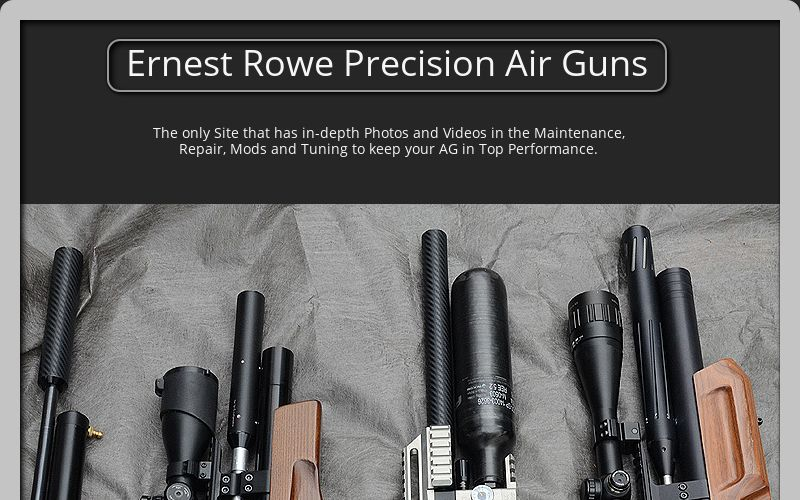 Ernest Rowe Precision Air Guns