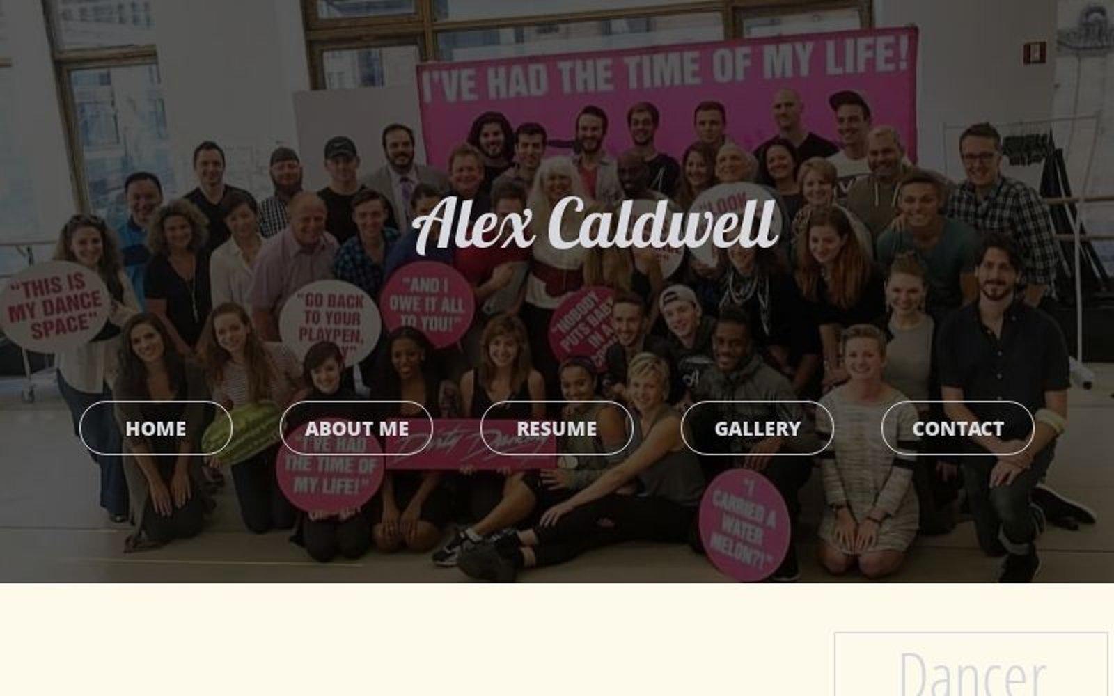 Alex Caldwell