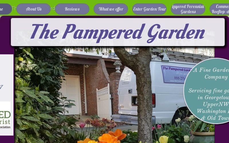 thepamperedgarden