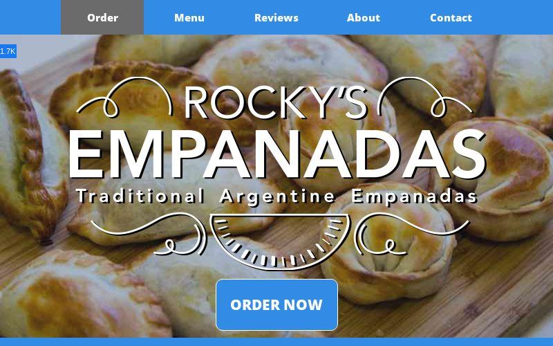 rockysempanadas.com