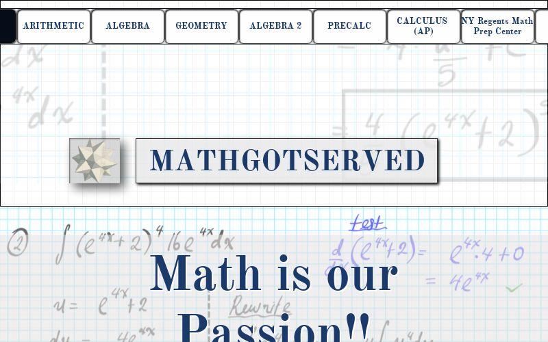 Algebra 1 NY Regents Common Core Test Prep Center