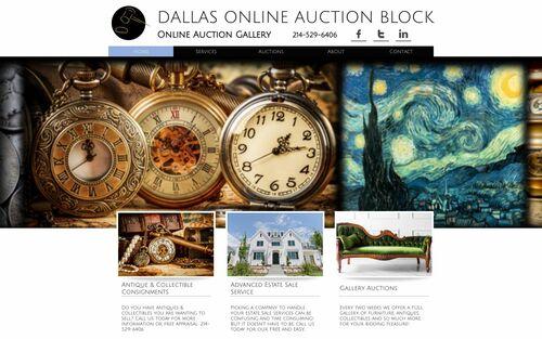 Advanced Estate Sales Services Antique Collectible Auction Consignment