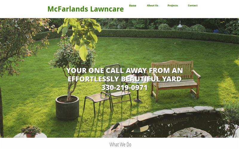 Mcfarlands Lawncare