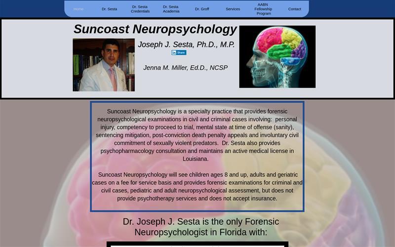 Suncoast Neuropsychology Services