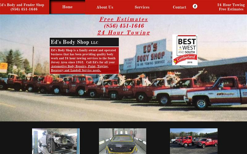 Quality Body Shop >> Eds Body Shop Home Page