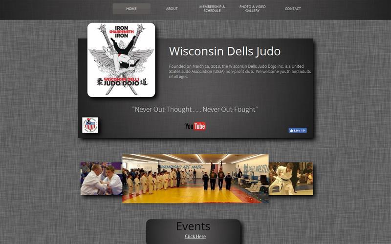 Wisconsin Dells Judo, Inc  Official Website