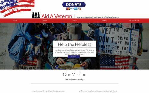 HOME | Aid A Veteran