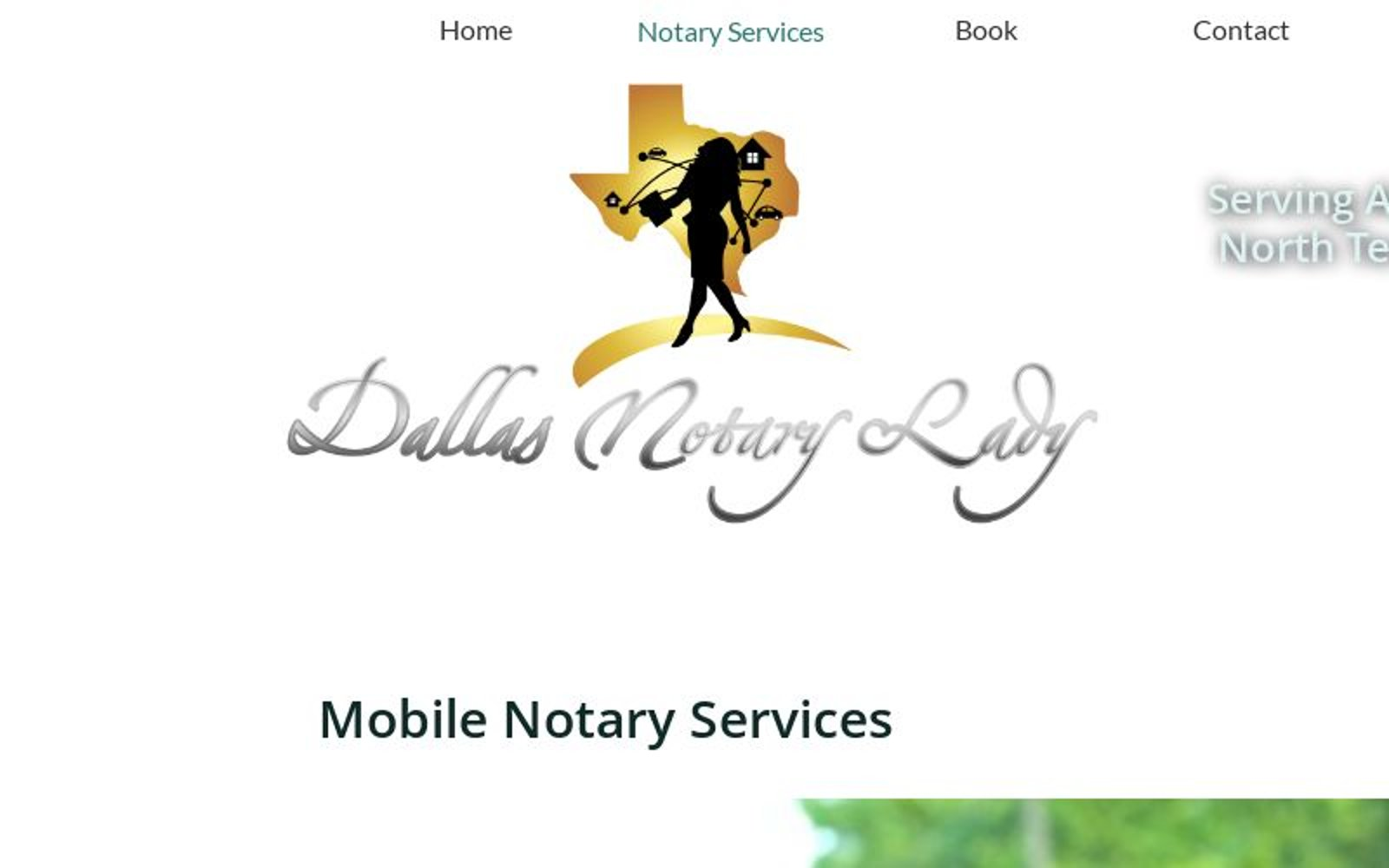 Dallas Notary Lady
