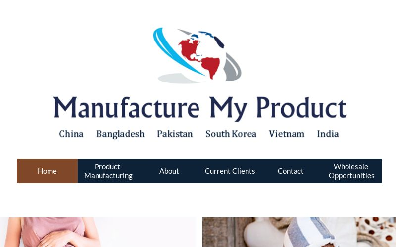 Manufacture Clothing Overseas