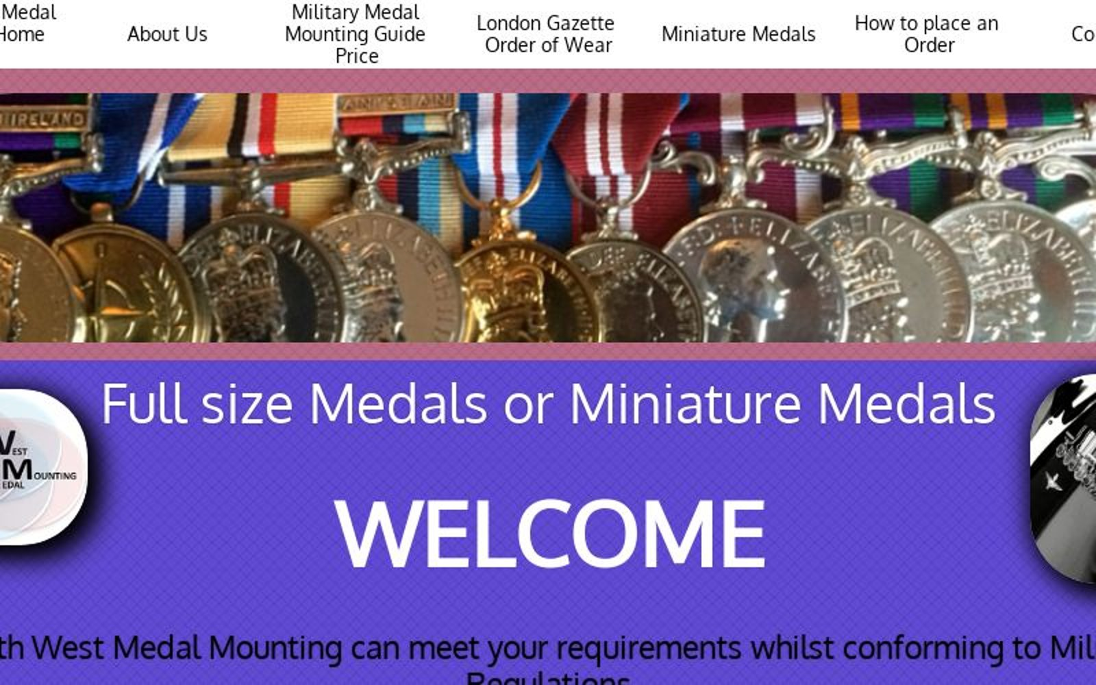 Military Medal Mounting Guide Price