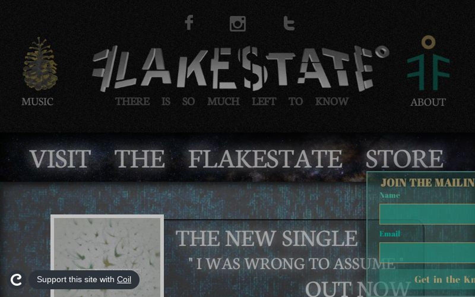 flakestate