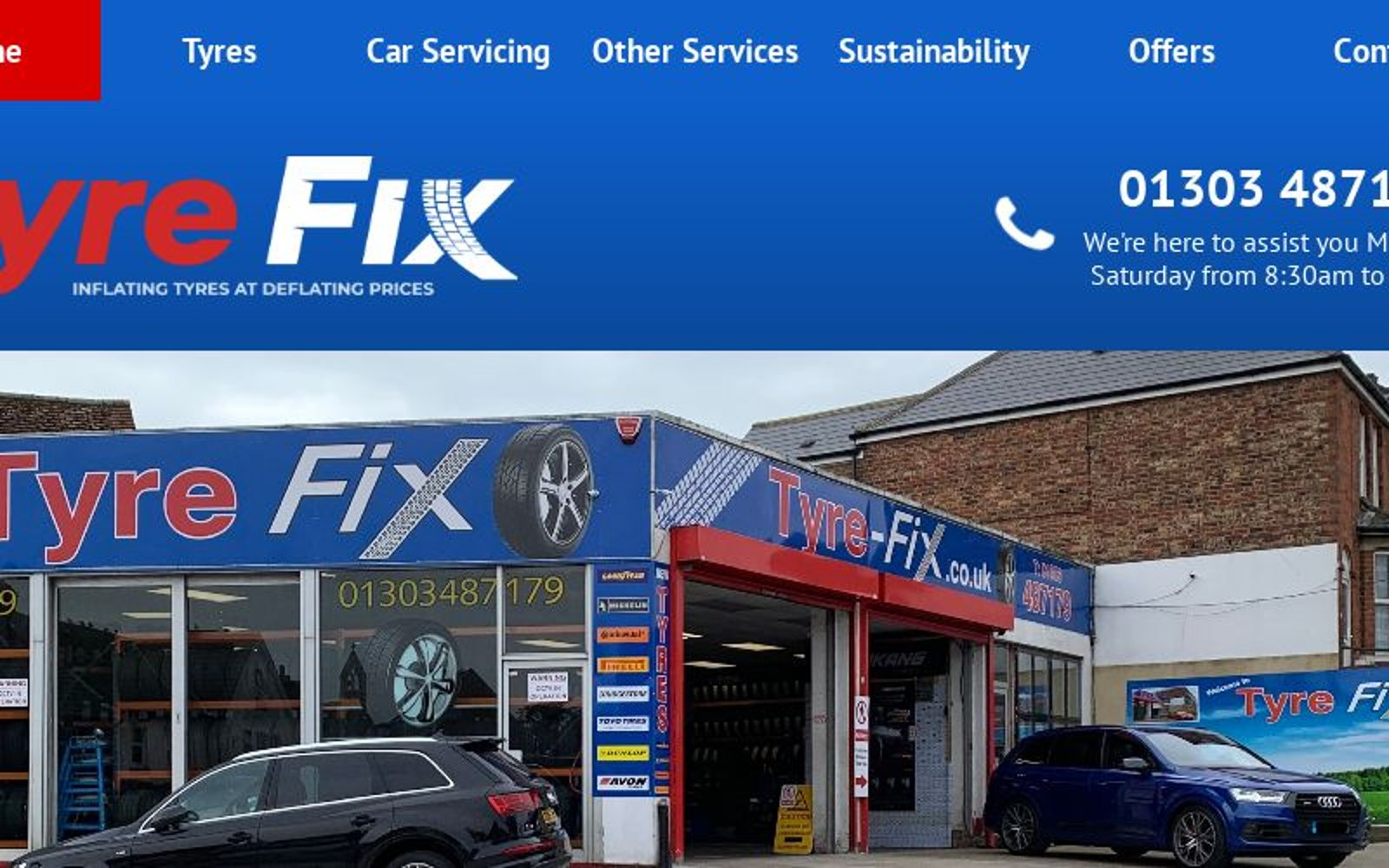 Tyre Fix Folkestone Your Favourite
