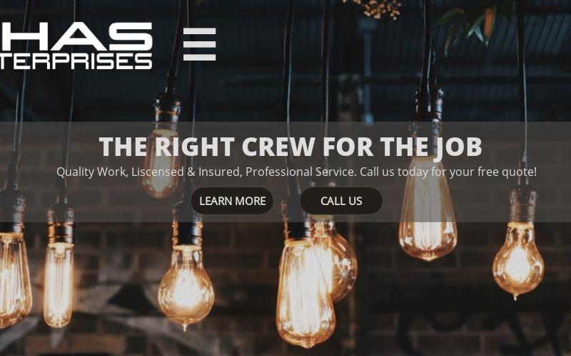 Chas enterprises