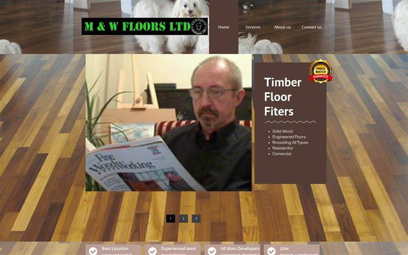 Timber Floor Fiters
