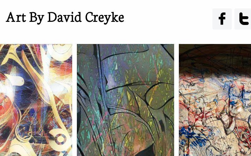 www.artbydavidcreyke.com