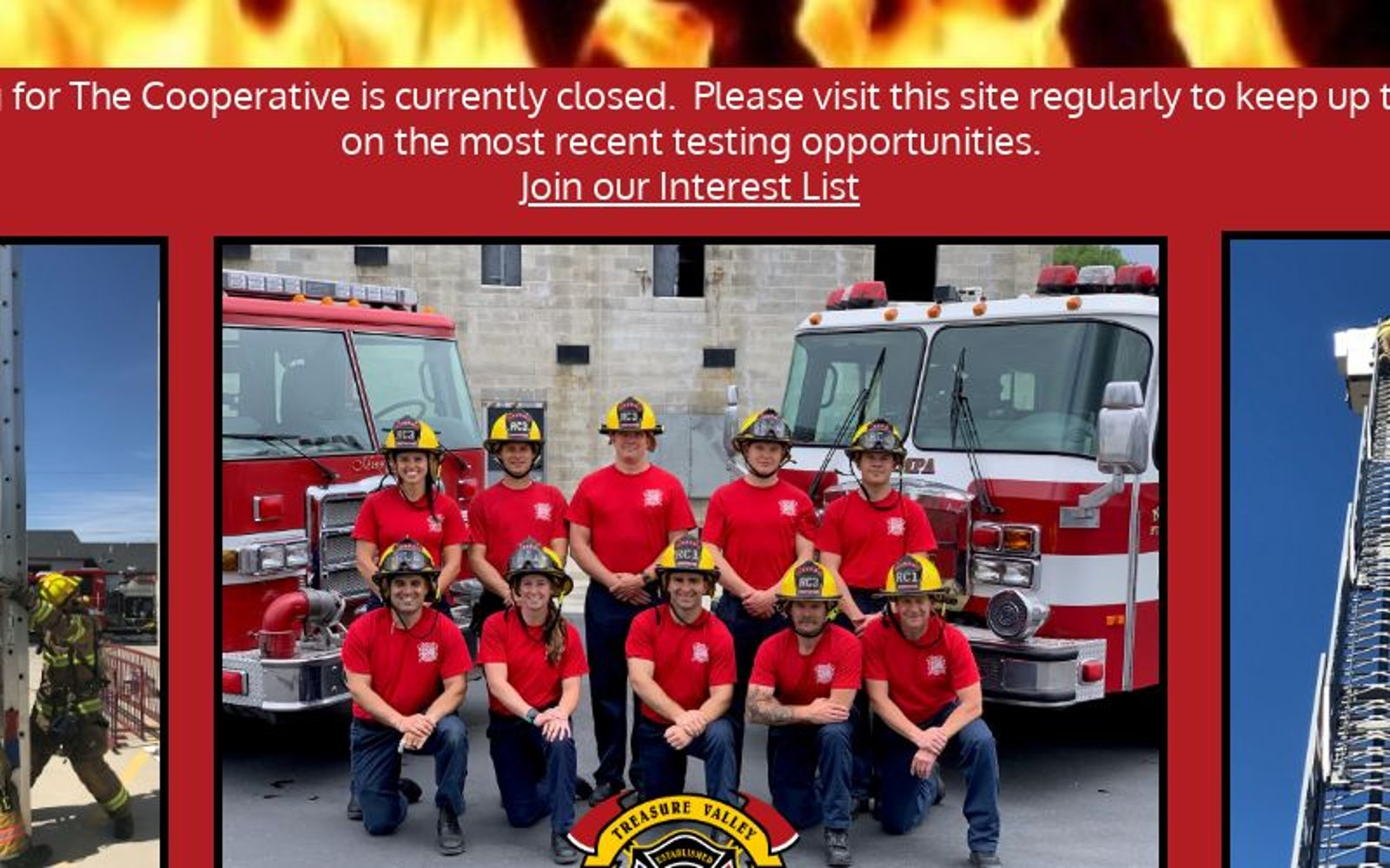 from Treasure Valley Fire Cooperative