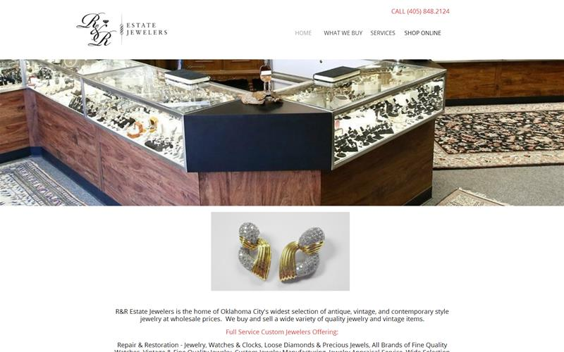 R R Estate Jewelers We Buy Sell Quality New Vintage Jewelry In Oklahoma City Oklahoma
