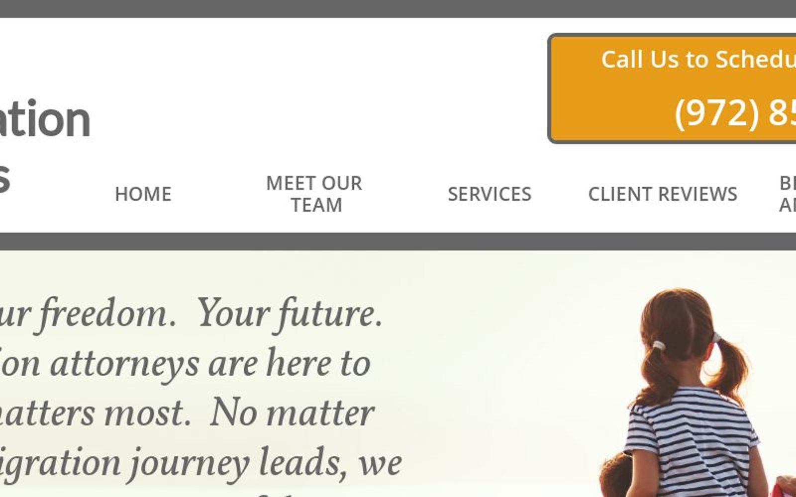 Immigration Law Firm Services | Nationwide Contract