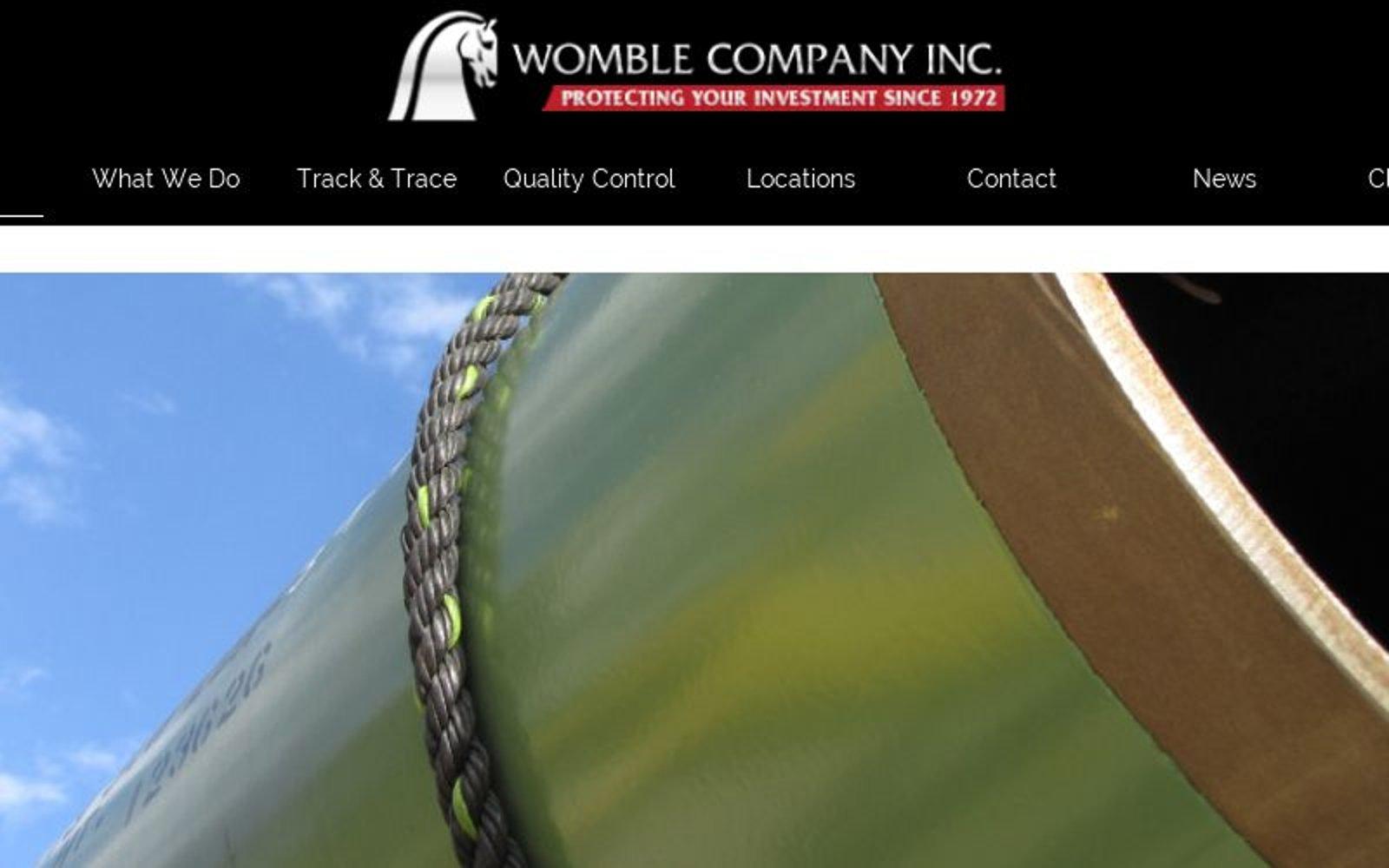 Womble Company, Inc  - What We Do
