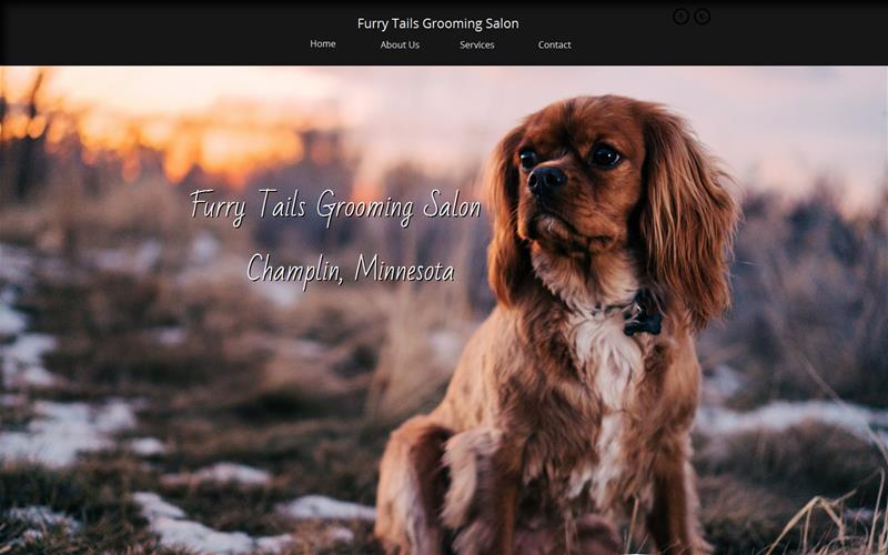 furry tails pet grooming