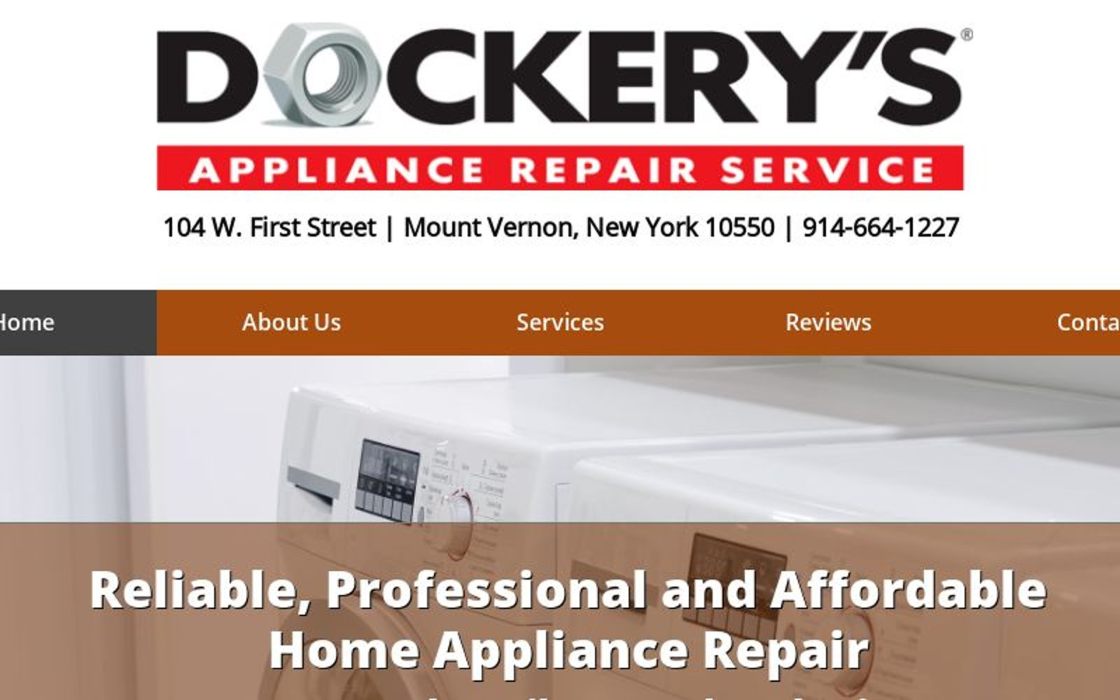 Stove Repair White Plains Ny Dockery S Appliance