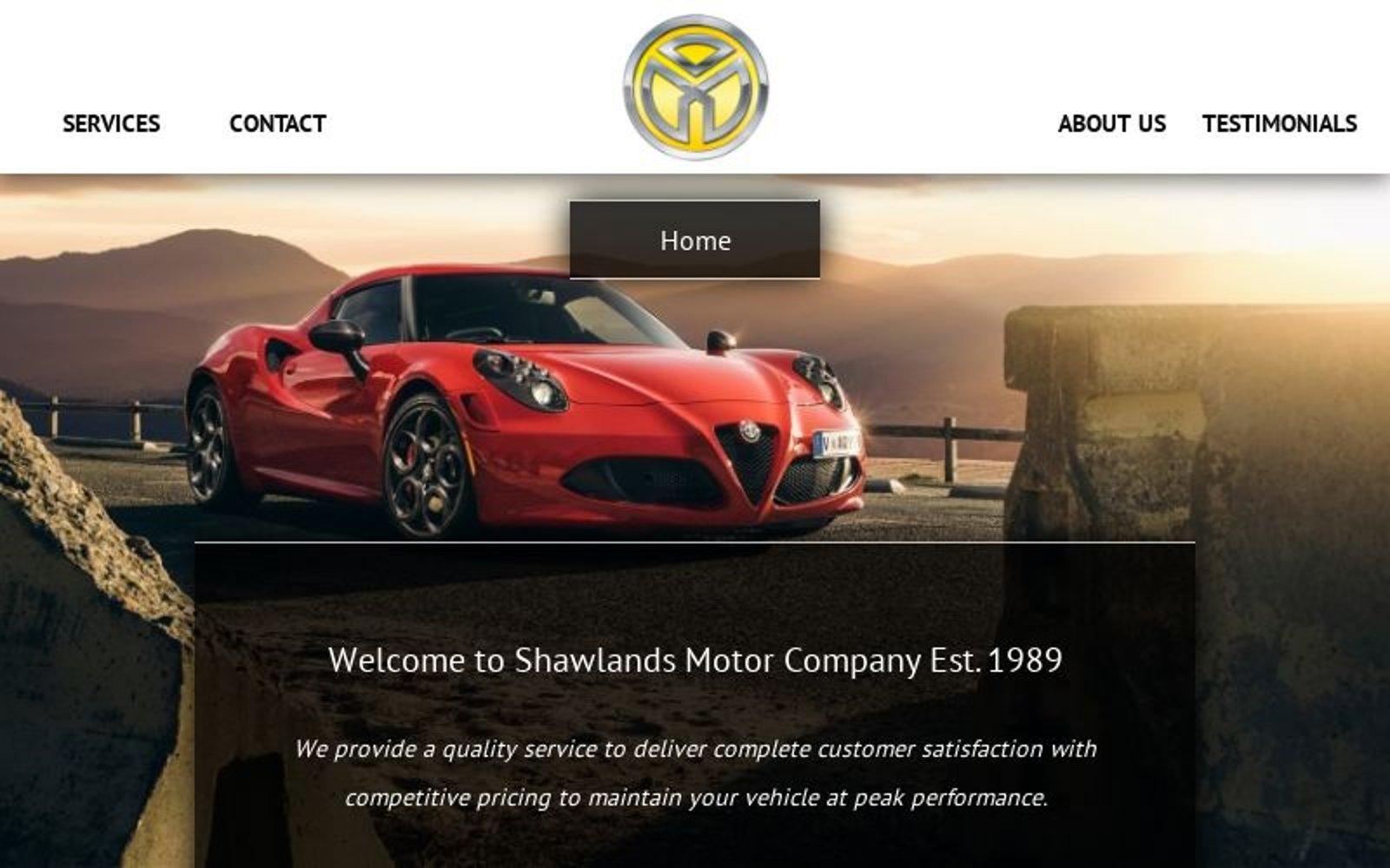 (c) Shawlandsmotor.co.uk