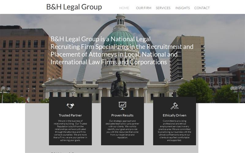 legal law recruitment