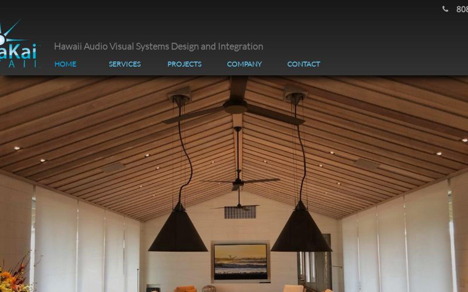 Big Island Hawaii Audio Video Design And Installation Hawaii Smart Home Automation Hawaii Av Installers Big Island Hawaii Home Theater