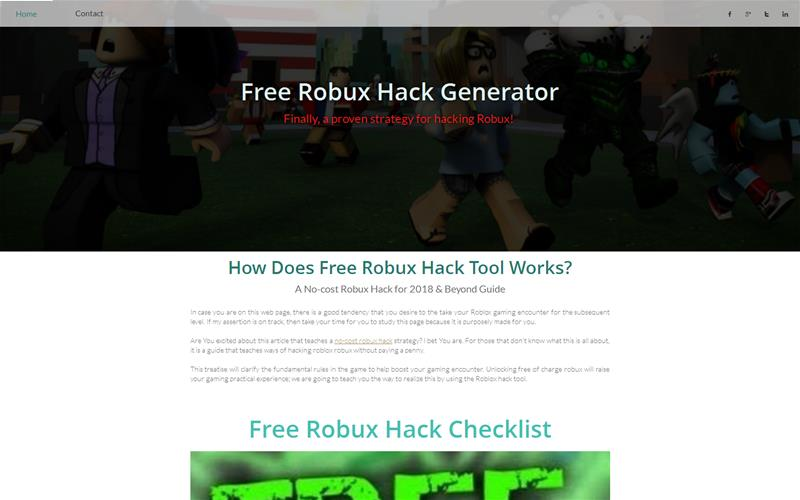 Free Roblox Hack Start Hacking Roblox Robux