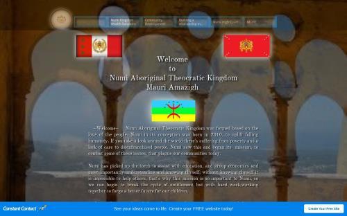 Numi Aboriginal Theocratic Kingdom Governing Body