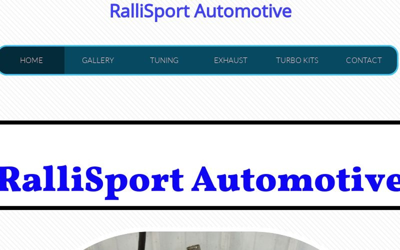 rallisportautomotive.com