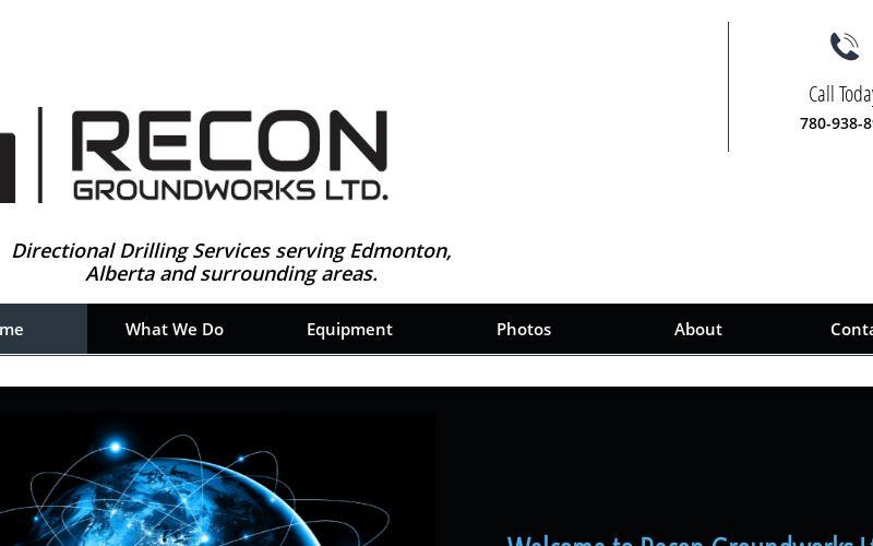 Horizontal Directional Drilling - Edmonton HDD Boring