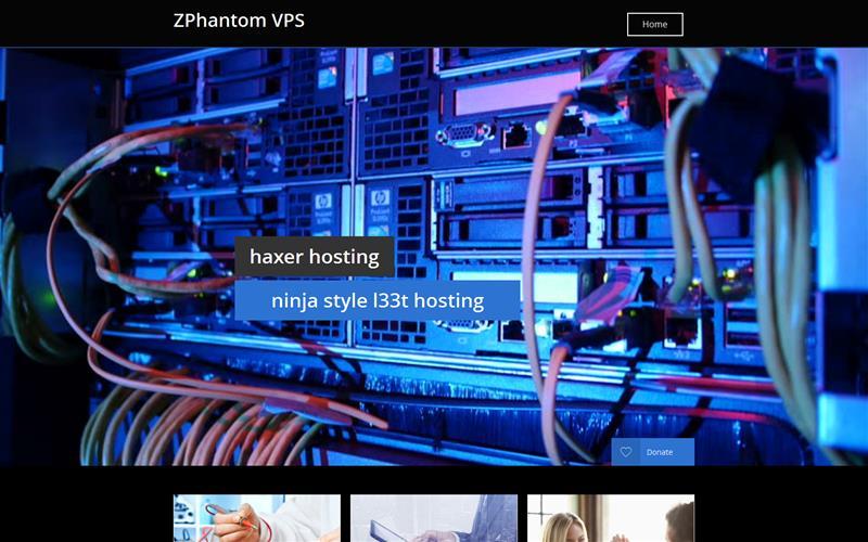 ZPhantom VPS - l33t hosting