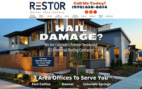 Denver's Premier Roofing Professionals | RESTOR Colorado