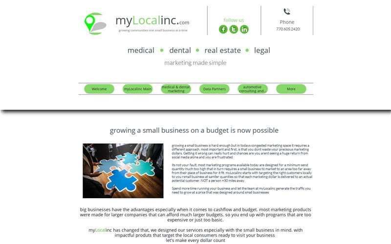 Medical and Dental Marketing