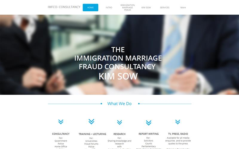 Immigration Marriage Fraud Consultancy