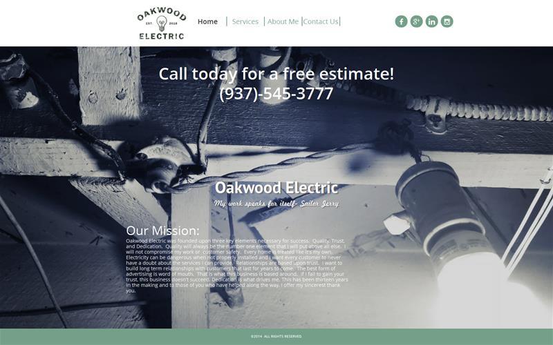 Welcome to Oakwood Electric