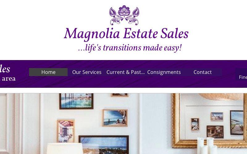 magnolia design and consign
