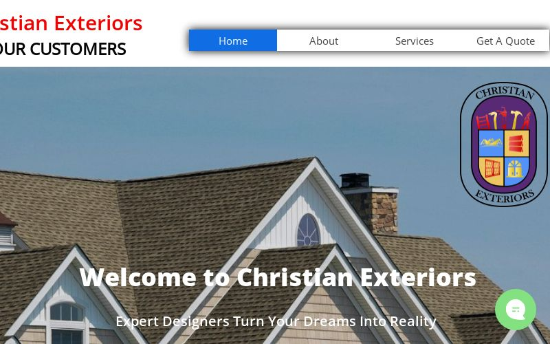 Seamless Gutter Services Montgomery County | Christianexteriors.com