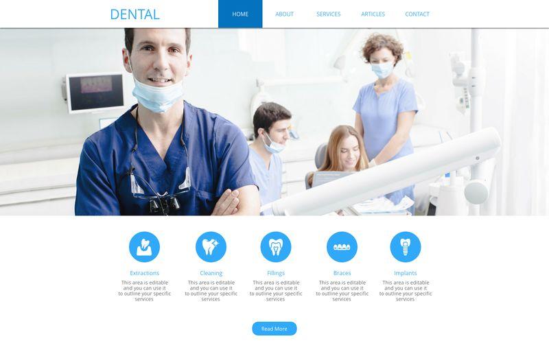 Consultorio odontológico, dental, odontólogo