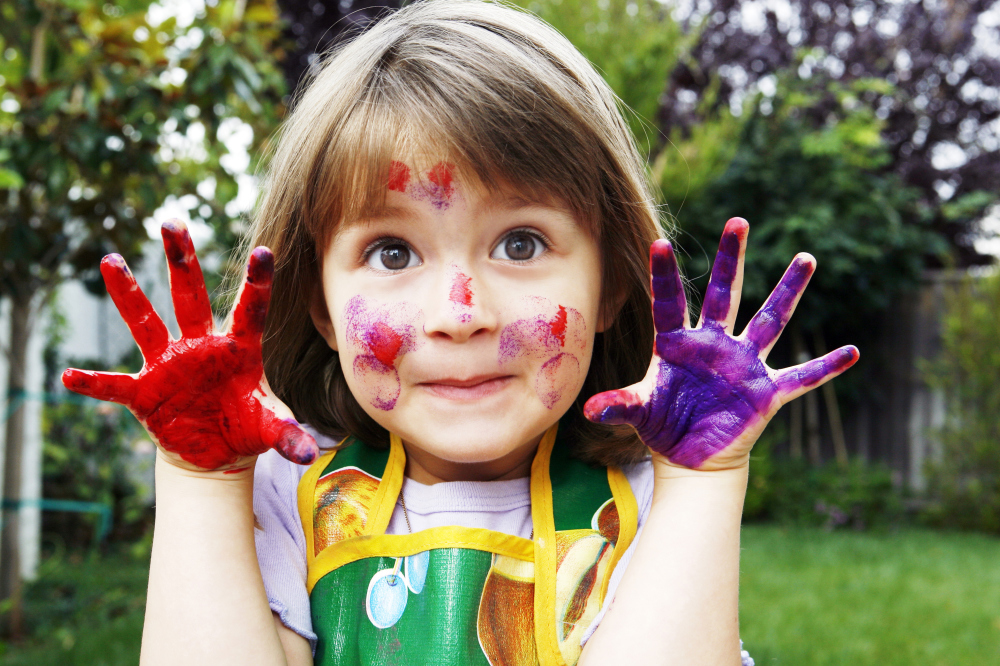 The Guilt Free Guide to Managing Your Children's Artwork