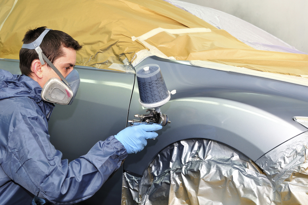 collision repair auto body frame straightening scratch dent ding crash complete paint job insurance claims assistance experts