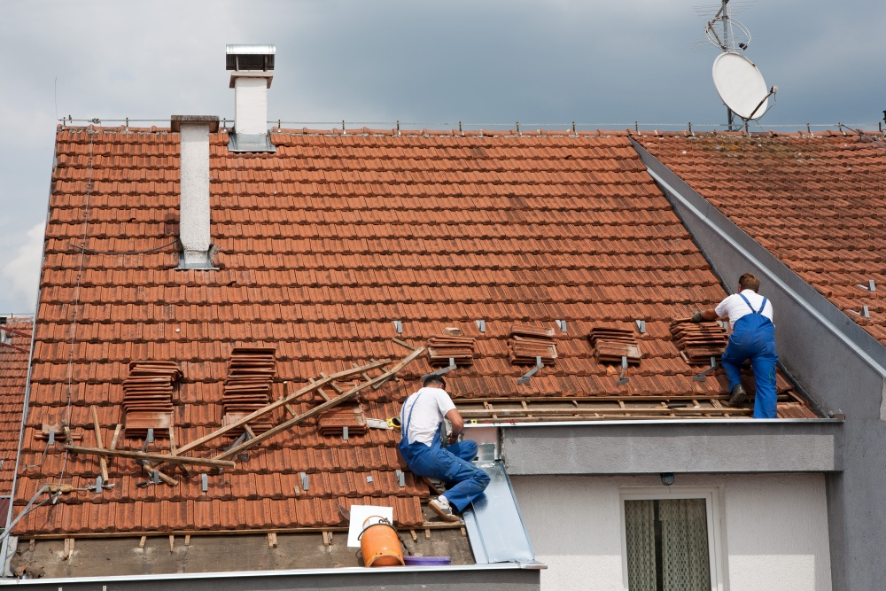 Roofing and Re-Roofing Projects