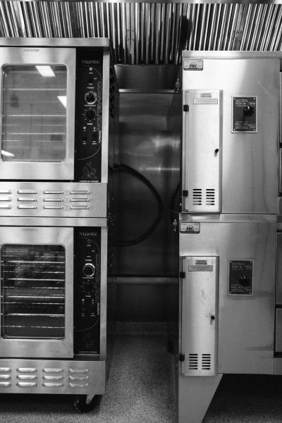Ovens on ovens