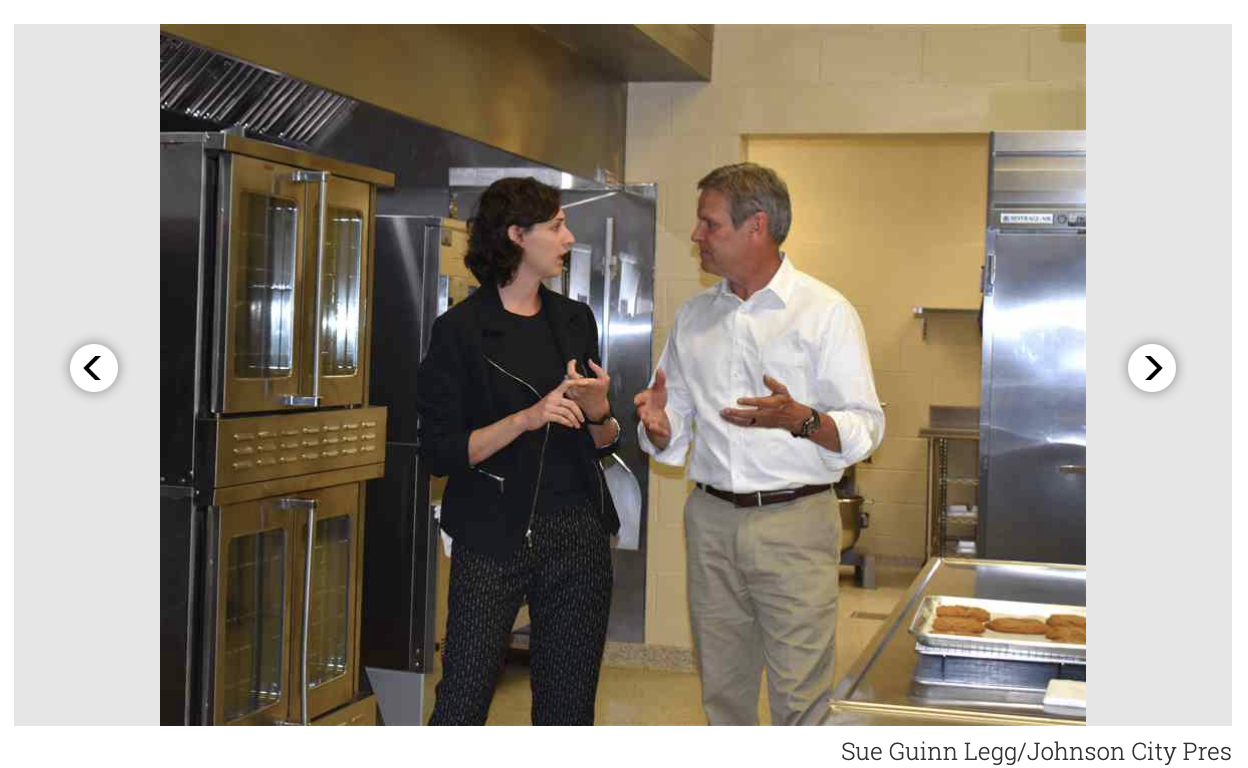 GOVERNOR TOURS MOUNTAIN HARVEST KITCHEN