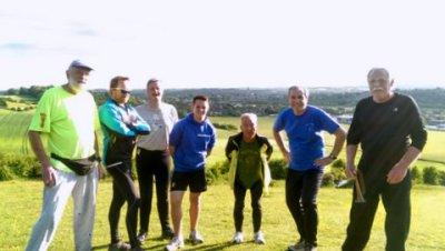 Run 1865 2015 - Laverstock Down